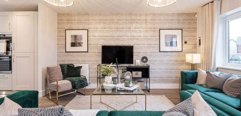 Clermont Branston Leas Living Room