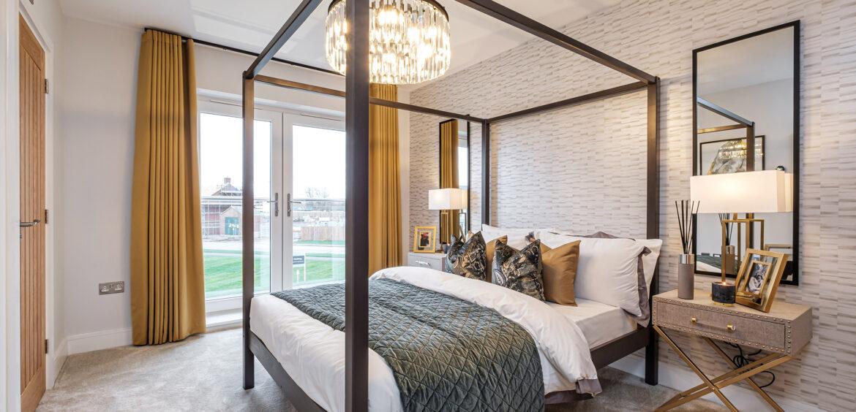 Clermont Branston Leas Master Bedroom