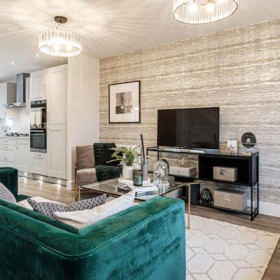 Clermont Branston Leas Living Kitchen