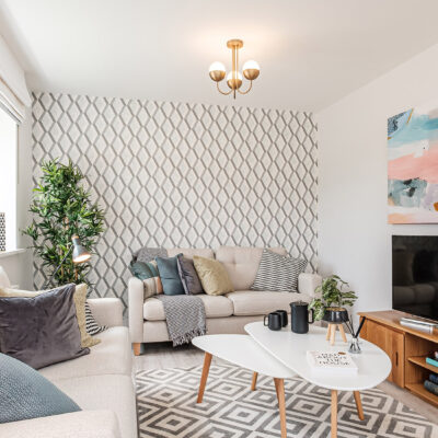 Kea Blythe Fields Living Room