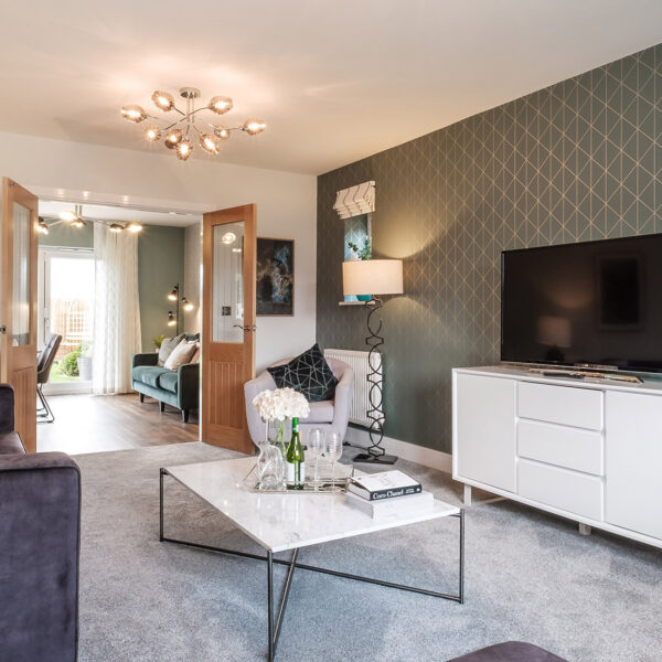 Keyne Trentham Manor Living Room