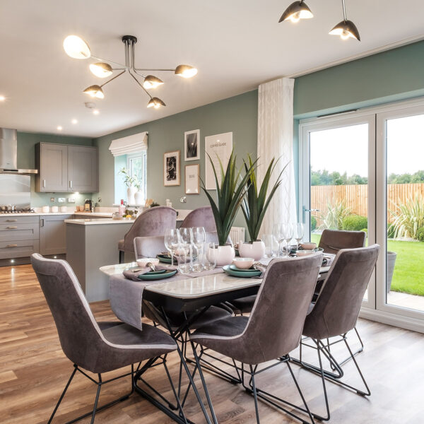 Keyne Trentham Manor Kitchen Diner