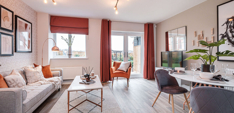 Hallvard Branston Leas Living Dining Room