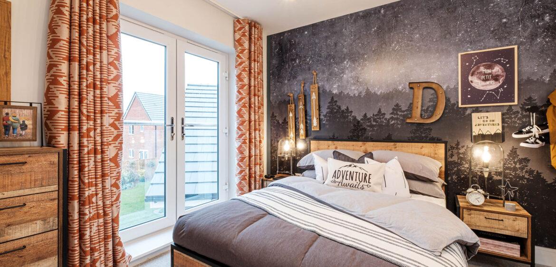 Hallvard Branston Leas Bedroom 2