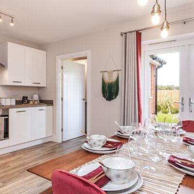 Houghton Trentham Manor Kitchen Diner