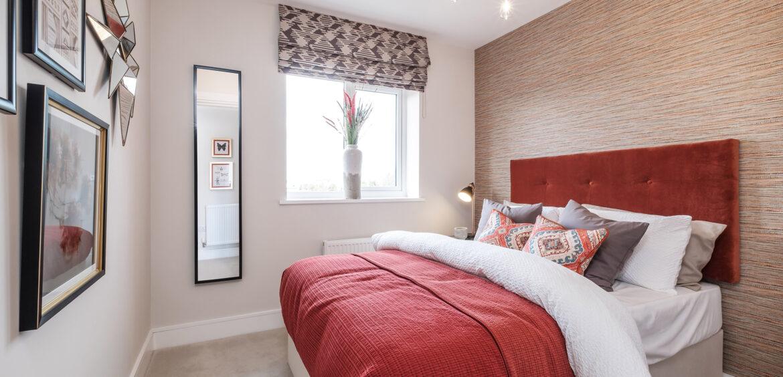 Houghton Trentham Bedroom 2