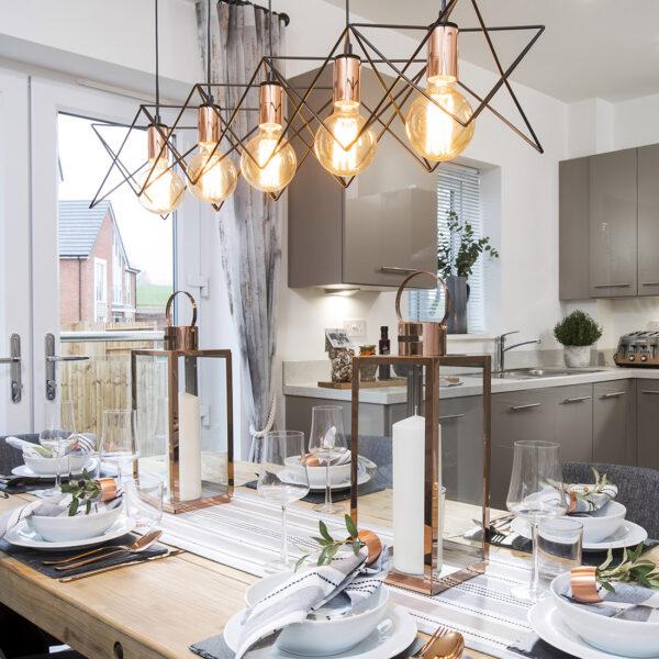 Hexham Cofton Grange Kitchen Diner