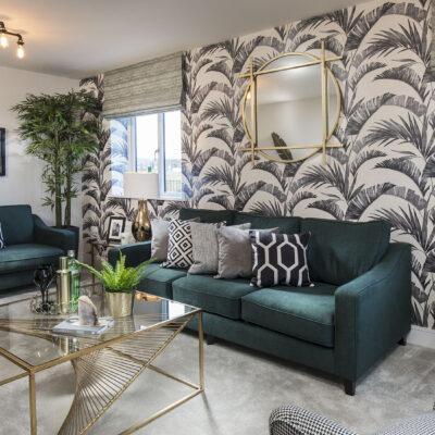 Webster (Kea) Langford Mills Living Room