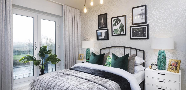 Webster (Kea) Langford Mills Master Bedroom