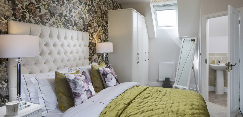Becket Bagnall Meadows Master Bedroom