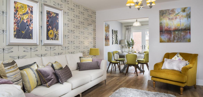 Becket Bagnall Meadows Living Room