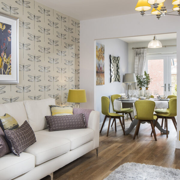 Becket Bagnall Meadows Living Room