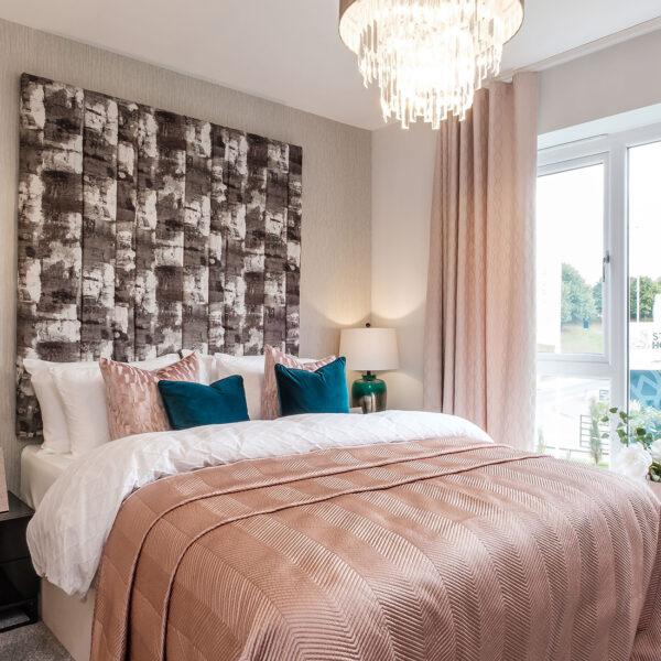 Almond (Keyne) Trentham Manor Bedroom 2