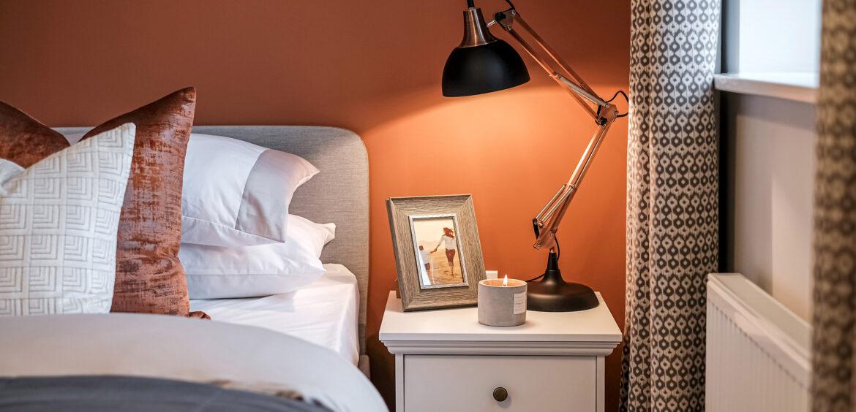 Branston Leas bedside table