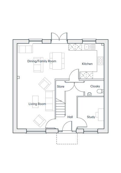 Barlow Branston Leas Phase 4 (ground floor)