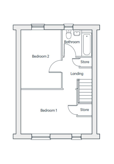 Alena Blythe Standard Version (first floor)