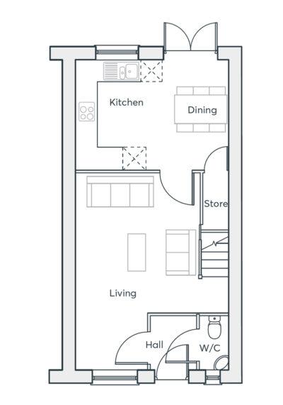 Mirin Banbury (ground floor)
