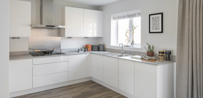 The Ruby Heathy Wood Kitchen
