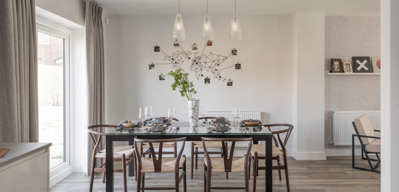 The Ruby Heathy Wood Open Plan Diner