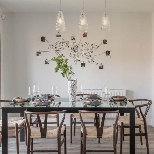 The Ruby Heathy Wood Open Plan Diner