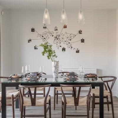 Edwena (Ruby) Heathy Wood Diner Living