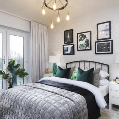Gennings (Kea) Langford Master Bedroom