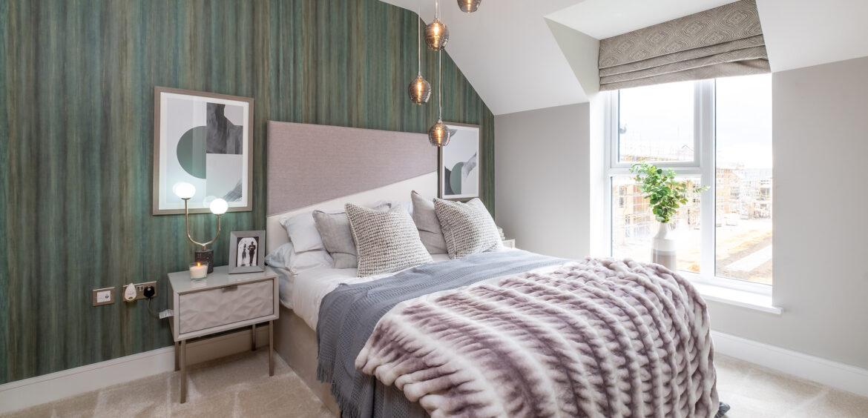 Seraphina Bennetts Fields Master Bedroom
