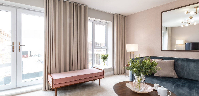Seraphina Bennetts Fields Living Room