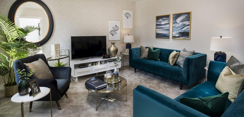 St Modwen Homes - Hilton Park - Chichester