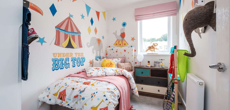 Romana (Gregory) Bedroom 3