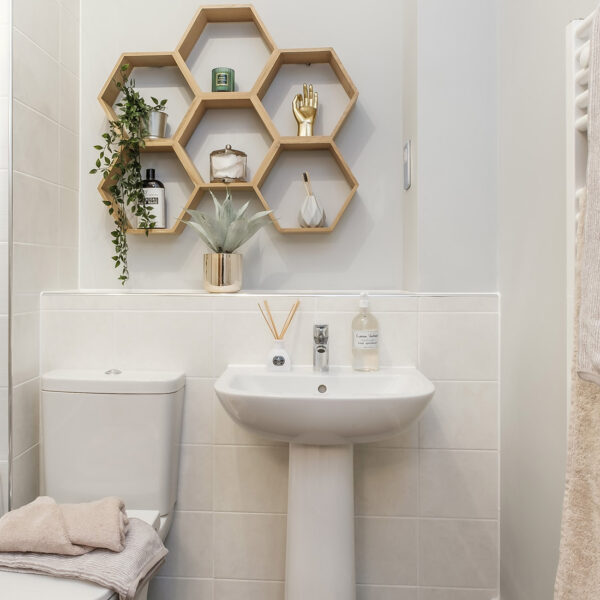 Topaz (Laurus) edison Family Bathroom