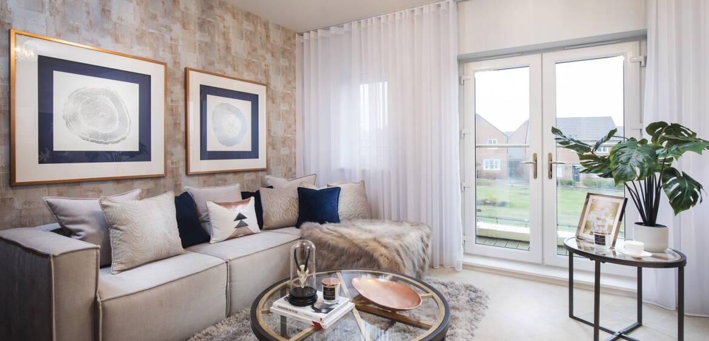 Hexham Cofton Grange Living Room