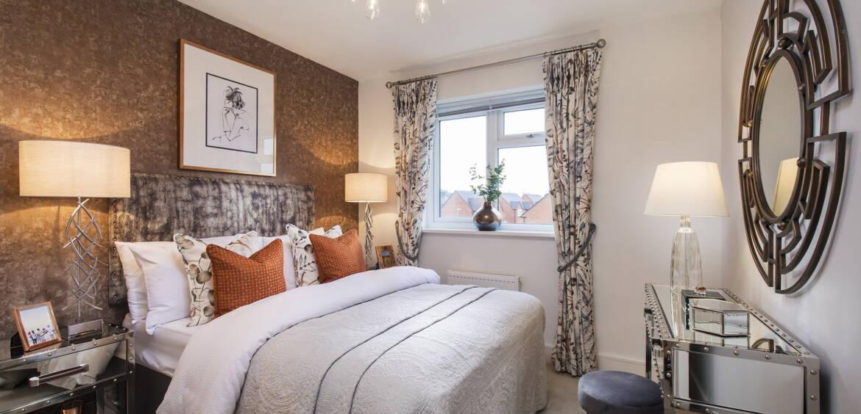 Hexham Cofton Grange Bedroom 2