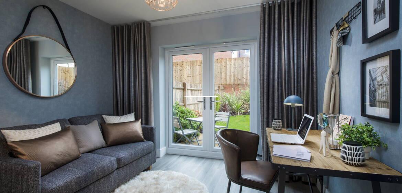 Hexham Cofton Grange Study / Bedroom 4