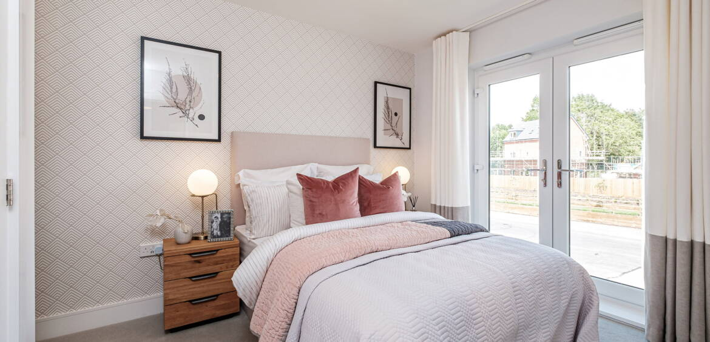 Kea Blythe Fields Master Bedroom