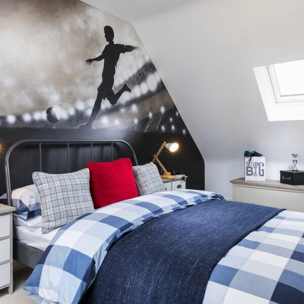 Paris Egstow Park Bedroom