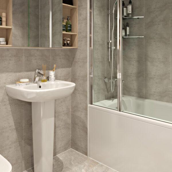 Yew CGI Bathroom