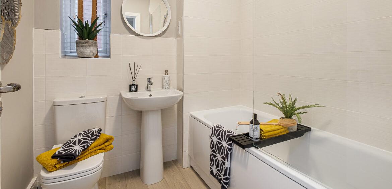 Alena (Lawrence) Branston Leas Master Bathroom