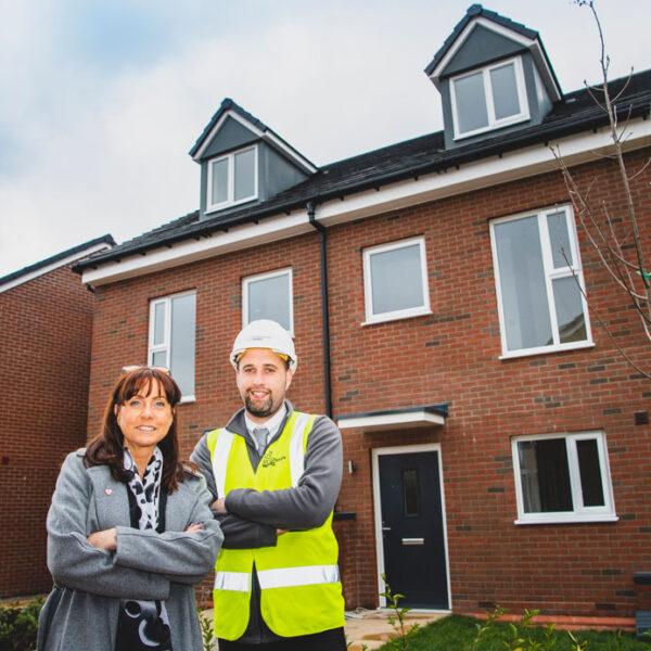 Modular housing makes St. Modwen Homes debut at Victoria Park
