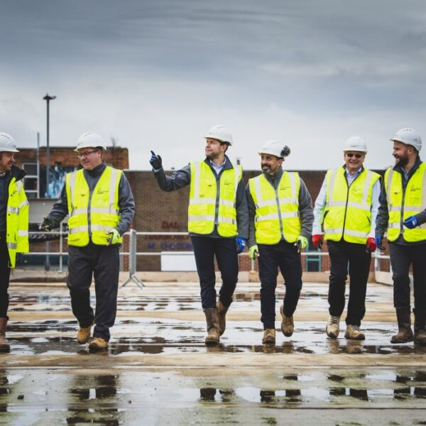 St. Modwen Homes commence work at St. Anne's Court