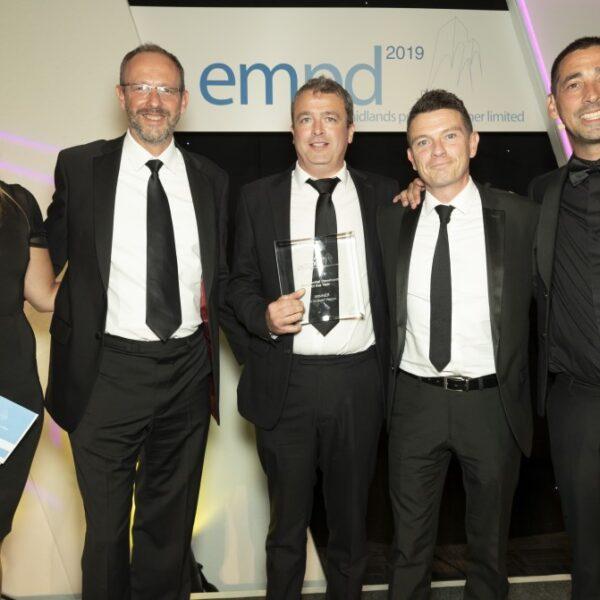 St. Modwen Homes wins prestigious East Midlands property award