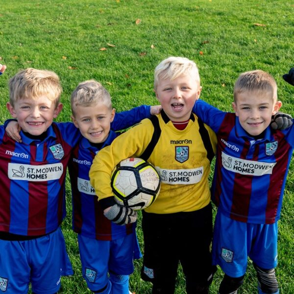 Milford Athletic FC score with St. Modwen Homes sponsorship