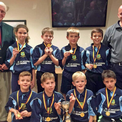Local cricket club bowled over by new kit from St. Modwen Homes