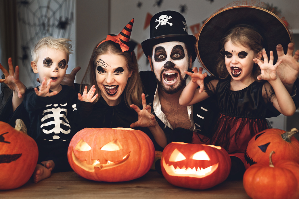 Treat yourself to a new home at Hilton Halloween event