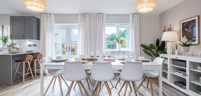 Barlow dining room