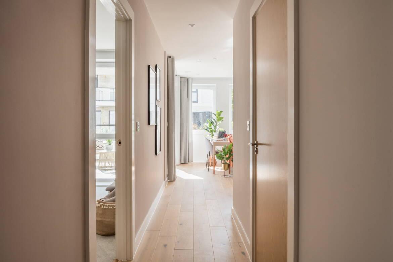 The Dice hallway