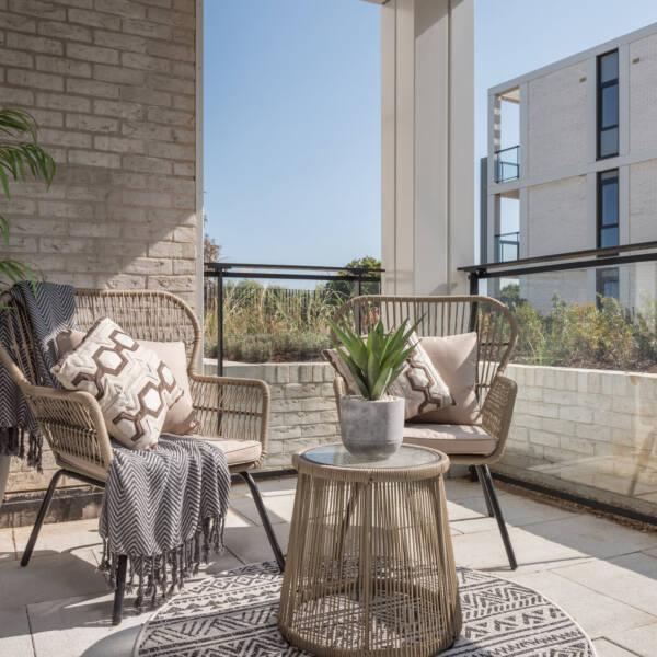 The Dice Balcony Uxbridge
