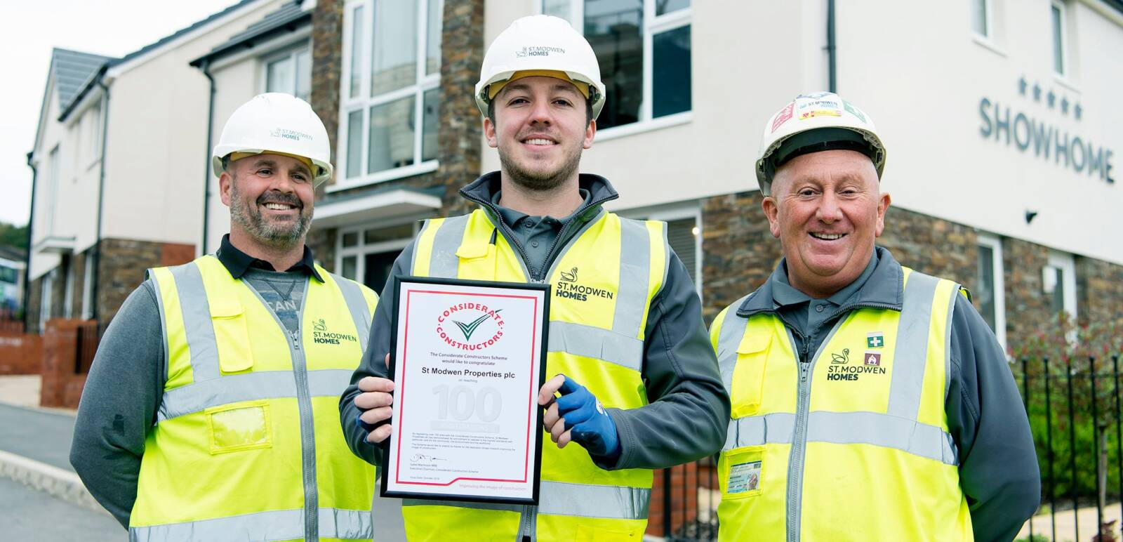 Considerate Constructors certificate