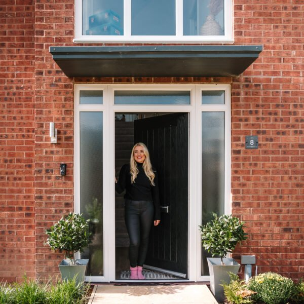 Purchaser outside home