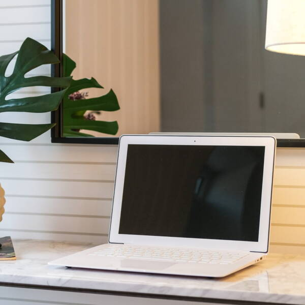 Expert advice on styling your home working space image